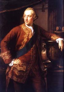 Painting of Prince Ferdinand
