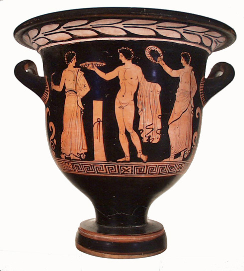 greek vase painting styles