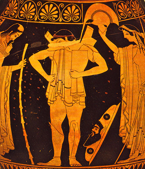 Ancient Definition Of Red Figure Vase Painting