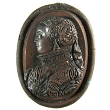 Cameo. Mary, Queen of Scots