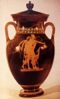 Athenian red-figure vase - Berlin Painter