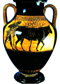 Lysippides Painter amphora