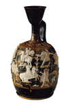 Xenophantos's signed squat lekythos