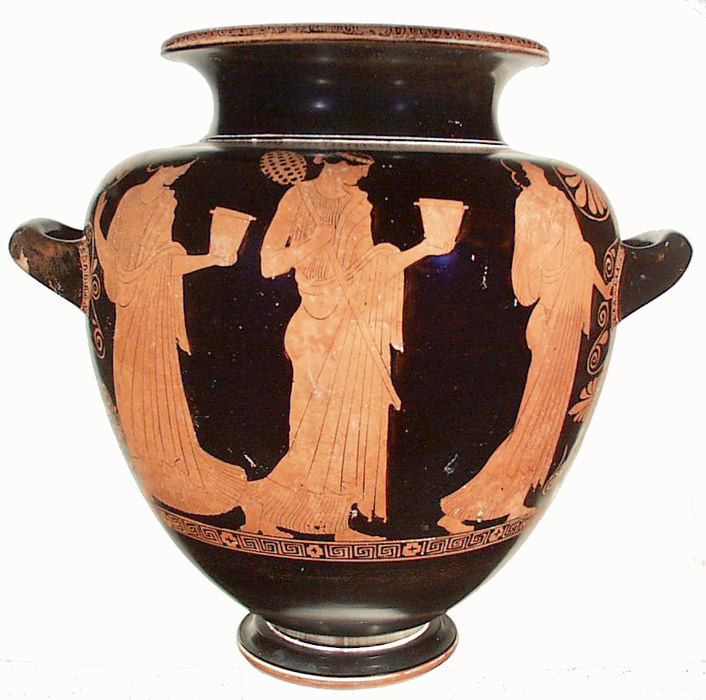 an analysis of greek vase painting and the black figure technique Explore the development and techniques of the ancient greek art of black figure pottery and test your understanding about artistic production and the ancient world.
