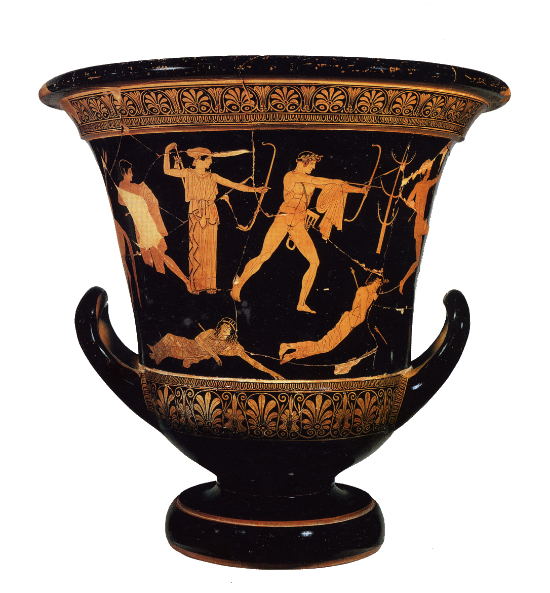 Greek vases 800 300 bc key pieces the classical art research centre niobid painters name vase reviewsmspy