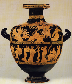 Meidias Painter's name vase