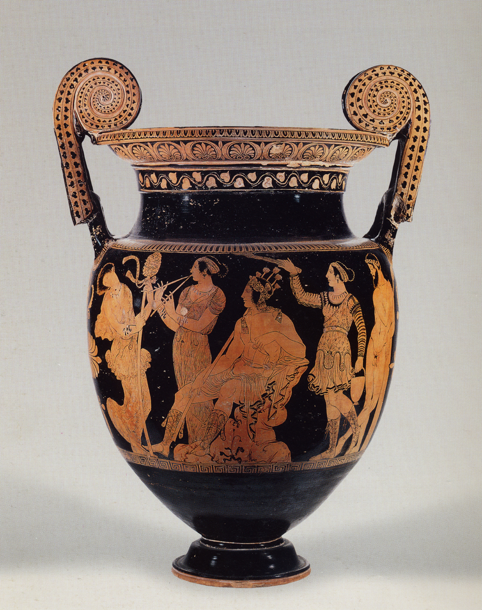 Greek vases 800 300 bc key pieces the classical art research centre karneia painters name vase reviewsmspy