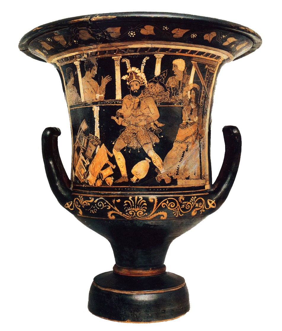 Greek vases 800 300 bc key pieces the classical art research centre asteass madness of herakles reviewsmspy