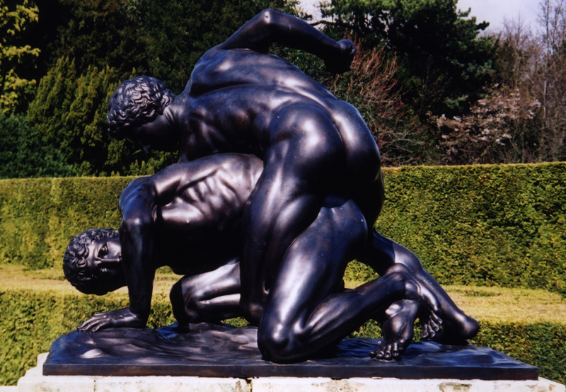 Gardens - Sculpture - The Classical Art Research Centre ...