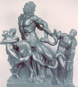 Photo of Laocoon Group Statue