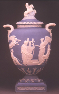 Photo of Pegasus vase