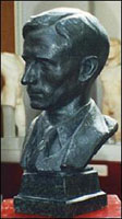 Photo of Bust of Bernard Ashmole