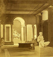 The Long Gallery (about 1890)
