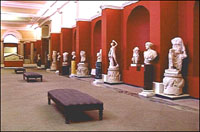 The Long Gallery today