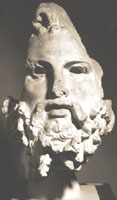 Cast of head of Anytos
