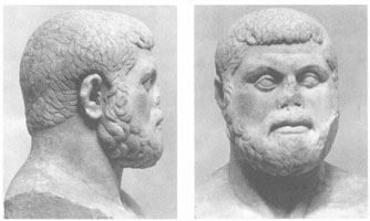 Head of Themistocles